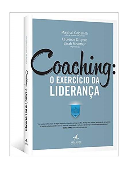 Livro - Coaching: O Exercício da Liderança - Lyons