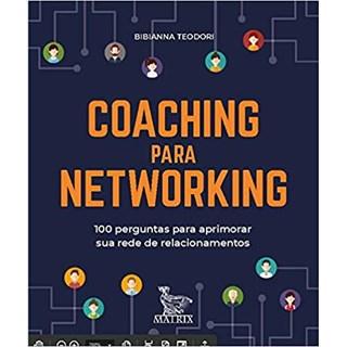Livro - Coaching Para Networking - Teodori - Baralho