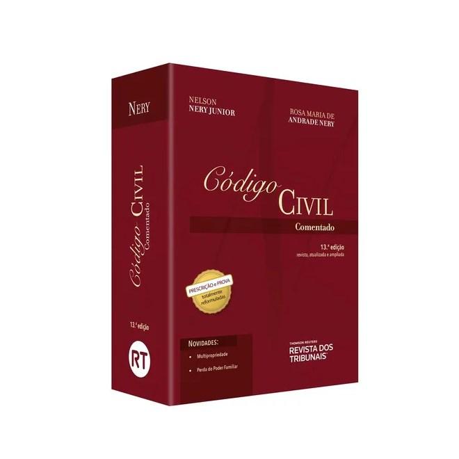 Livro - Código Civil Comentado - Nery