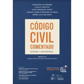 Livro - Código Civil Comentado - Tartuce