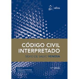 Livro - Código Civil Interpretado - Venosa