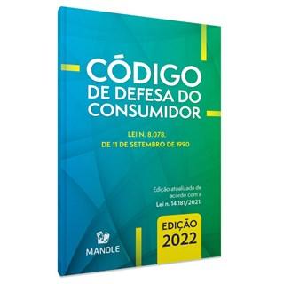 Livro - Código de Defesa do Consumidor 8ª edição