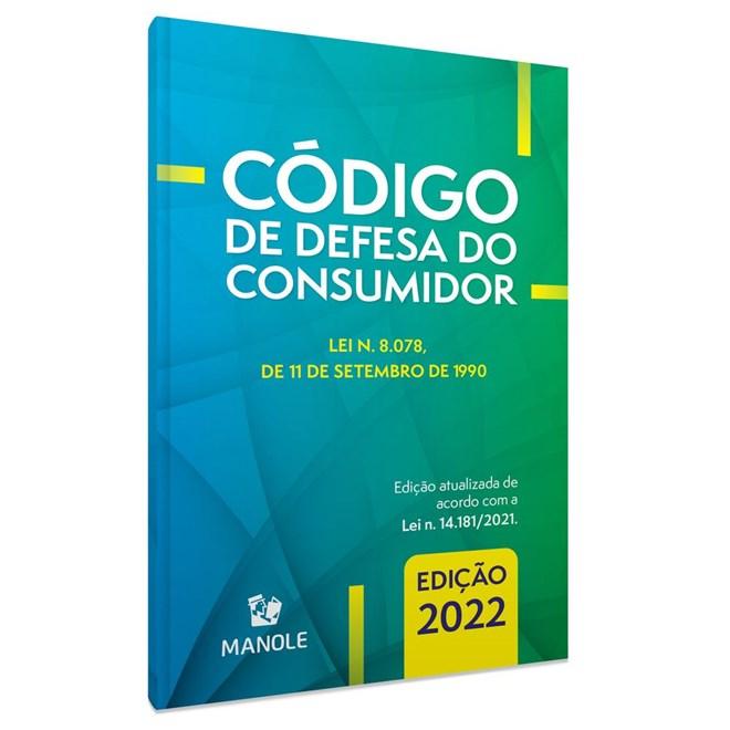 97e72f036 Livro - Código de Defesa do Consumidor 8ª edição - Livraria Florence