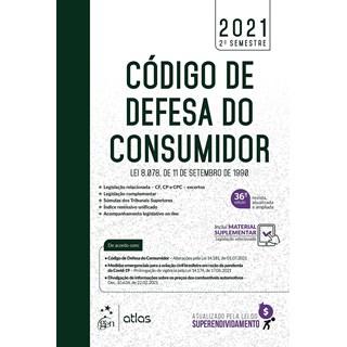Livro - Código de Defesa do Consumidor - Atlas