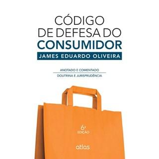 Livro - Código de Defesa do Consumidor - Oliveira