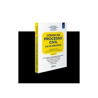 Livro - Código de Processo Civil - ROQUE 4º edição