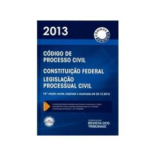 Livro - Código de Processo Civil - RT