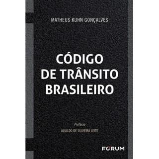Livro - Código De Transito Brasileiro - Gonçalves