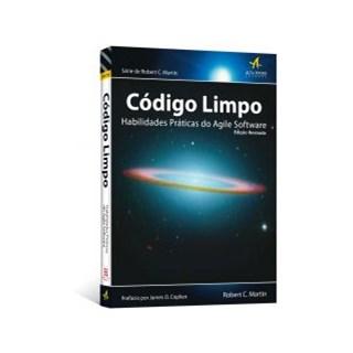 Livro  - Código Limpo - Habilidades Praticas do Agile Software - Martin