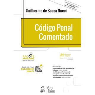Livro - Código Penal Comentado - Nucci - Forense