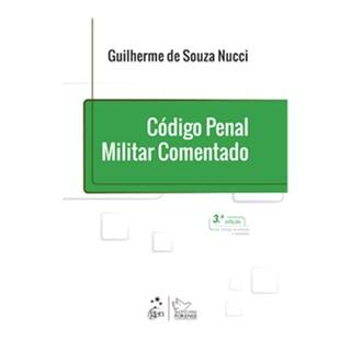 Livro - Código Penal Militar Comentado - Nucci