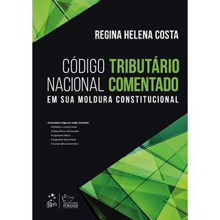 Livro Código Tributário Nacional Comentado - Costa - Forense