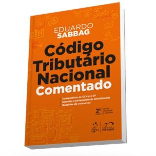 Livro - Código Tributário Nacional Comentado - Sabbag