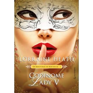 Livro - Codinome Lady V - Heath - Gutenberg