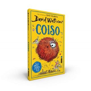 Livro Coiso - Walliams - Intrínseca