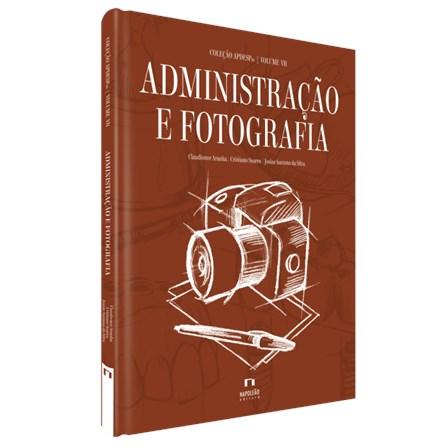 Livro - Coleção APDESP - Administração e Fotografia Vol. VII - Aranha