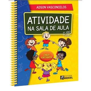 Livro - Coleção Atividade na Sala de Aula - Vasconcelos
