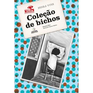 Livro - Coleção de Bichos: Coleção Hora Viva - Rios