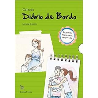 Livro - Coleção Diário de Bordo - 3 Volumes - Herrero