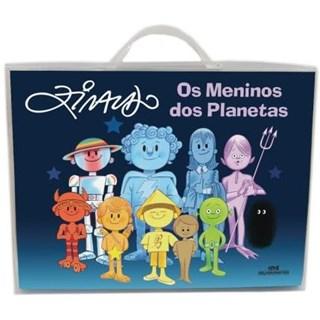 Livro - Coleção Os Meninos Dos Planetas  - Ziraldo