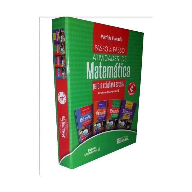 Livro - Coleção Passo a Passo - Atividades de Matemática  - Furtado