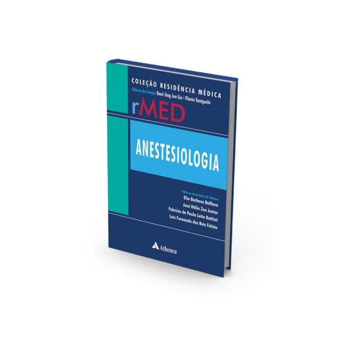 Livro - Coleção Residência Médica - Vol Anestesiologia - Belfiore