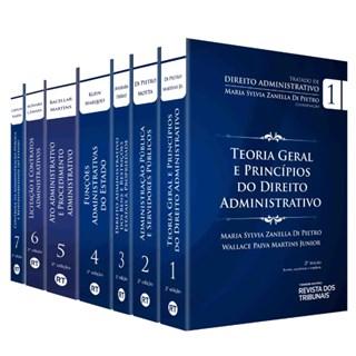 Livro - Coleção Tratado de Direito Administrativo volume - 2ª Edição - 7 Volumes