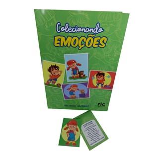 Livro Colecionando Emoções - Gusmão - Ric Jogos