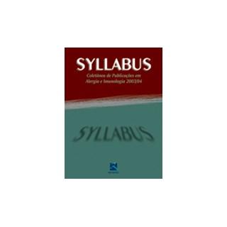 Livro - Coletânea de Publicação em Alergia e Imunologia 2003/2004 - Syllabus