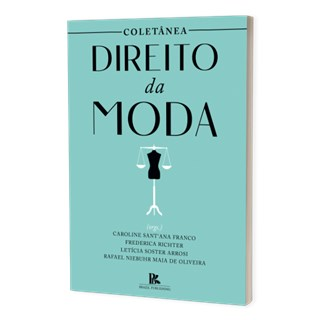 Livro Coletânea Direito da Moda - Franco - Brazil Publishing