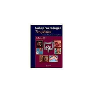 Livro - Coloproctologia - Terapêutica - Magela