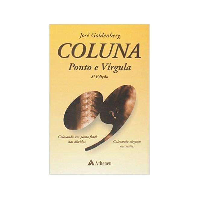 Livro - Coluna Ponto e Virgula - Goldenberg