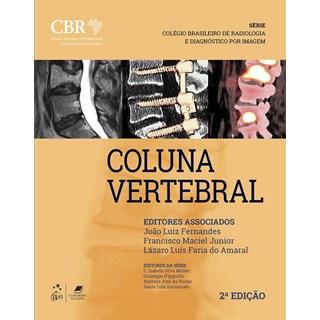Livro - Coluna Vertebral - Série CBR - Fernandes