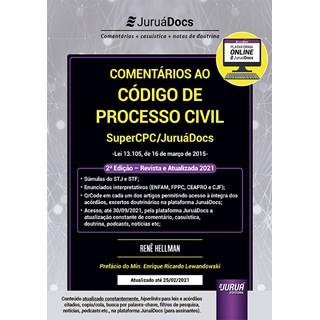 Livro - Comentários ao Código de Processo Civil - Hellman - Juruá