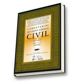 Livro - Comentários ao Novo Código Civil - Barros