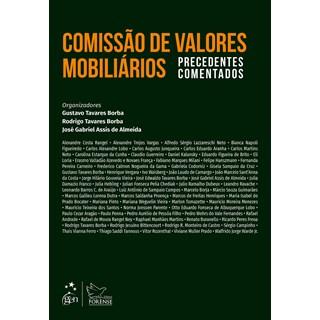 Livro Comissão de Valores Mobiliários - Borba - Forense