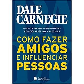 Livro - Como Fazer Amigos e Influenciar Pessoas - Bolso - Carnegie