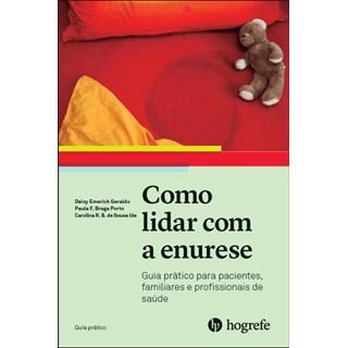 Livro Como Lidar Com a Enurese - Geraldo - Hogrefe