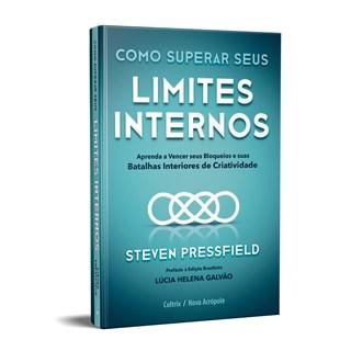 Livro Como Superar Seus Limites Internos - Pressfield - Cultrix