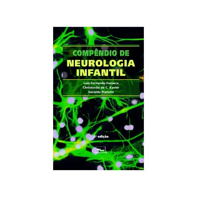 Livro - Compêndio de Neurologia Infantil - Fonseca