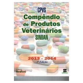 Livro Compêndio de Produtos Veterinários -SINDAN - Medvet