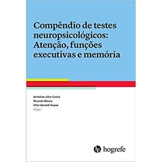 Livro - Compêndio de Testes Neuropsicológicos - Costa - Hogrefe