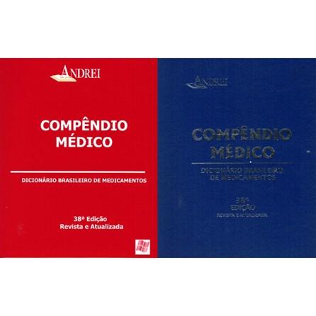 Livro - Compêndio Médico - Dicionário Brasileiro de Medicamentos