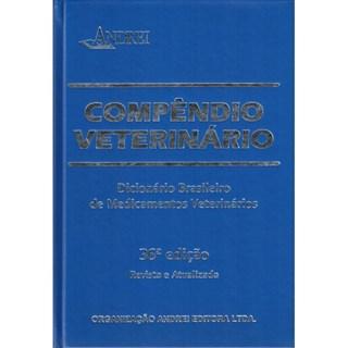 Livro - Compêndio Veterinário - Andrei