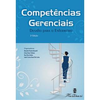 Livro - Competências Gerenciais: Desafio para o Enfermeiro - Balsanelli #