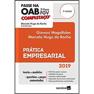 Livro - Completaço® OAB 2ª fase : Prática Empresarial - Rocha