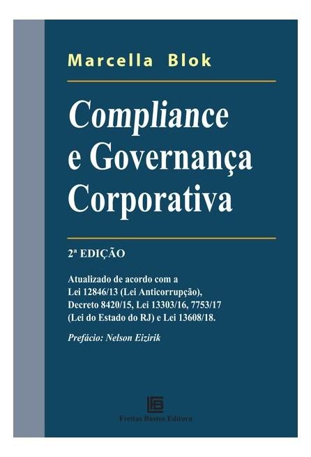 Livro - Compliance e Governança Corporativa - Block