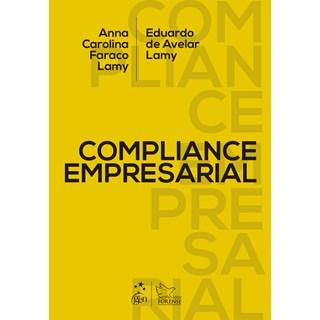 Livro Compliance Empresarial - Lamy - Forense