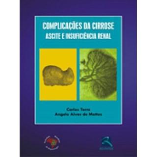 Livro - Complicações da Cirrose - Ascite e Insuficiência Renal - Terra