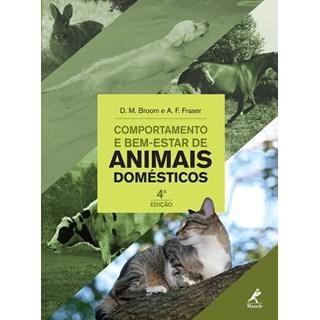 Livro - Comportamento e Bem-Estar de Animais Domésticos - Broom